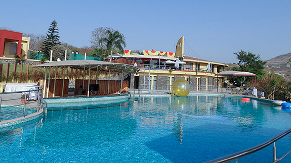 Wildernest Resort,Sinhagad
