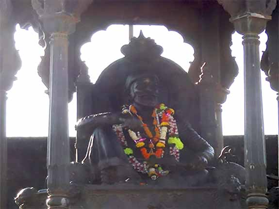Shivaji Maharaj Throne