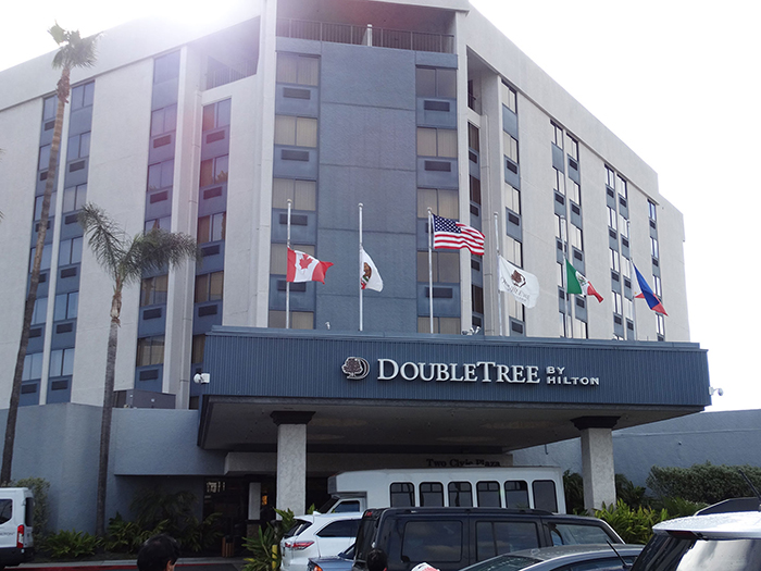 Double Tree by Hilton Hotel