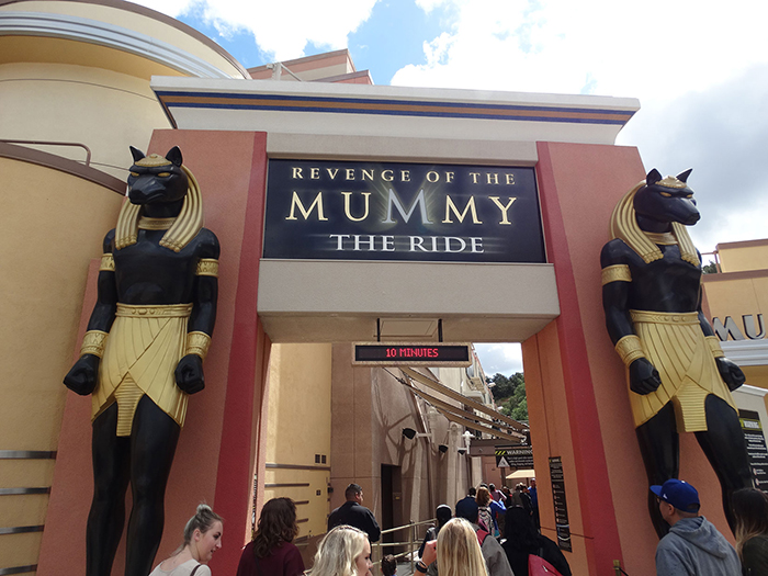 Revenge of the Mummy Rider