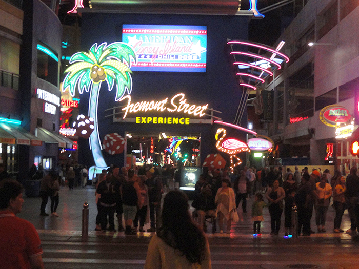 Fremont Stree Experience