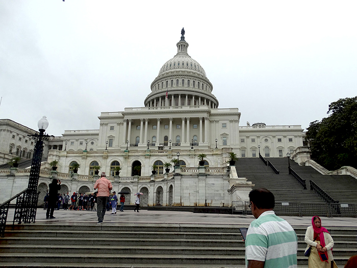 Capital Hill - Parliament of USA