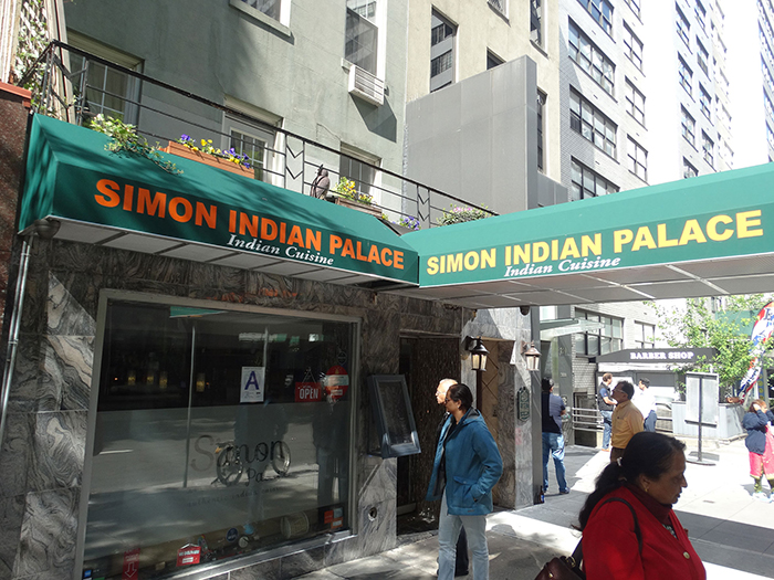 Simon Indian Palace Restaurant