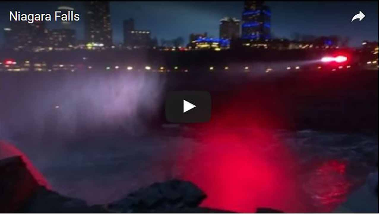 video of Niagara Falls