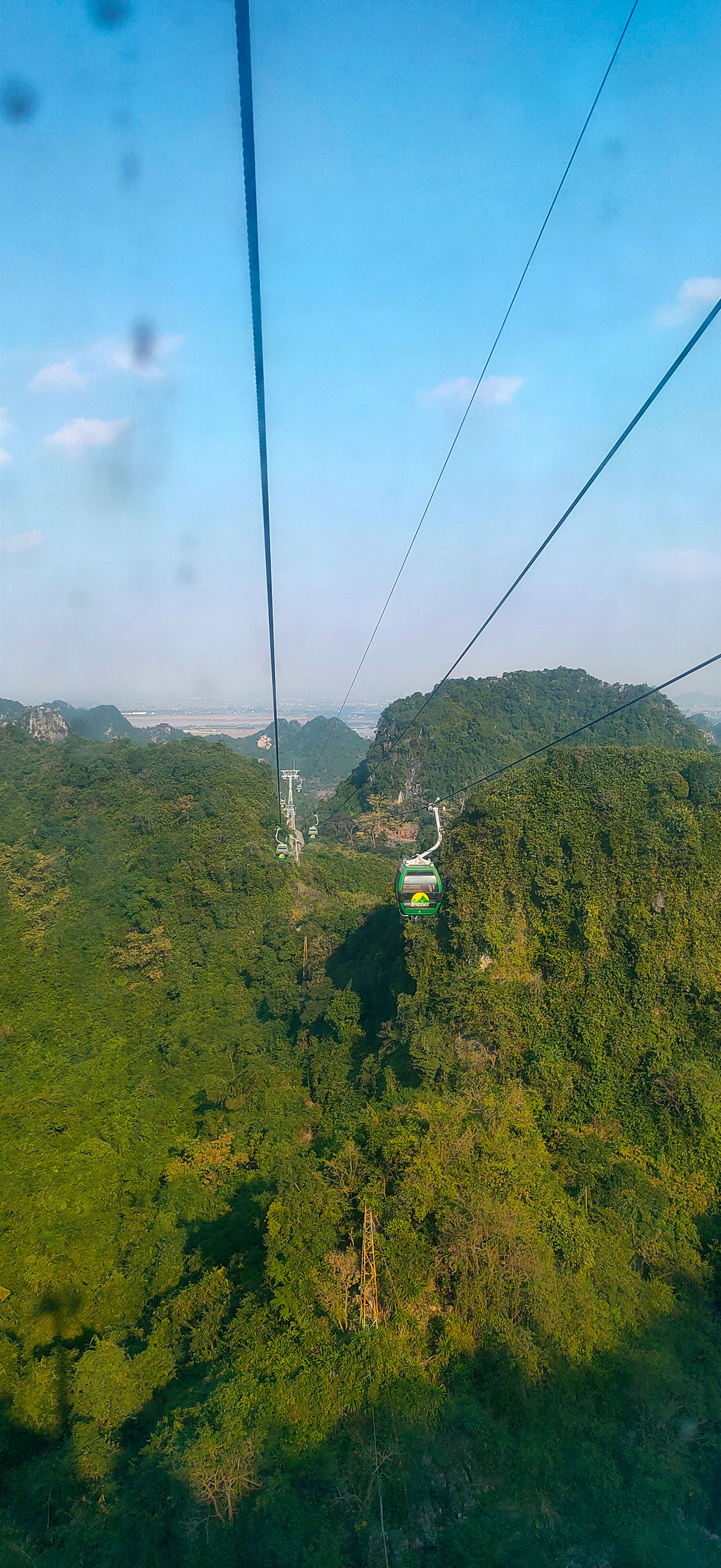 Cable Car to Pagoda